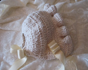 Vintage Style Baby Bonnet