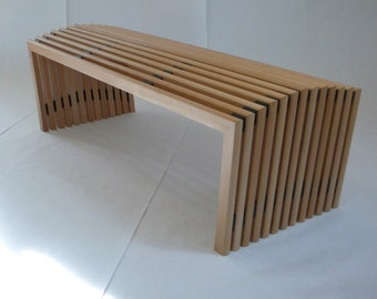 the 'Railed Arch' bench