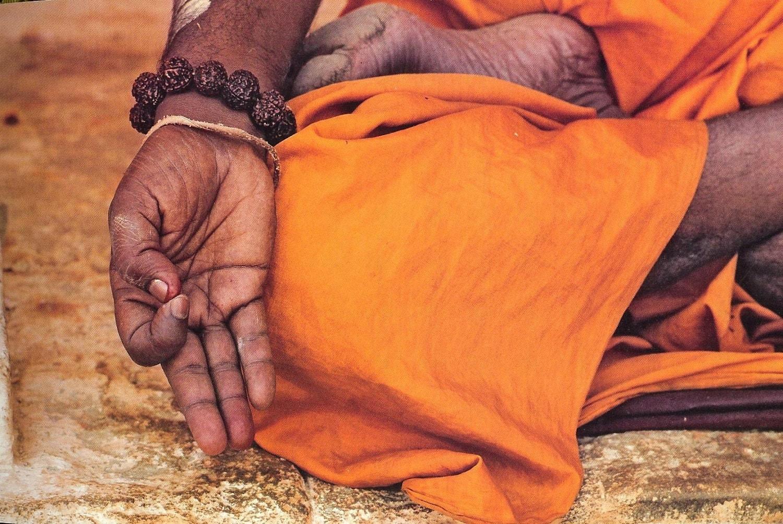 Meditation Yoga pose