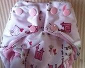 Newborn Baby Girl Cloth Diaper