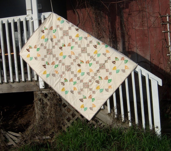 Somewhere in Time Quilt Pattern 2 SIZES, 2 COLOR OPTIONS