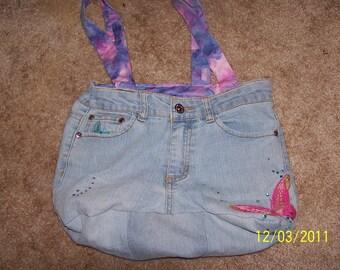 Jean bag