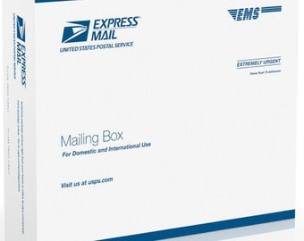 USPS EXPRESS MAIL Upgrade