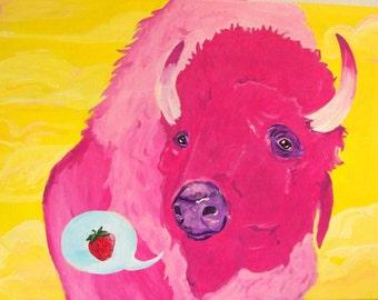 Strawberry Buffalo