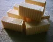 SALE Mandarin Orange Goats Milk Exfoliating Soap