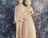 Custom Handmade Cake Topper in Any Color - Ceramic