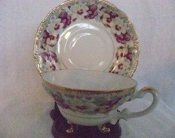 Vintage Tea Cup Set