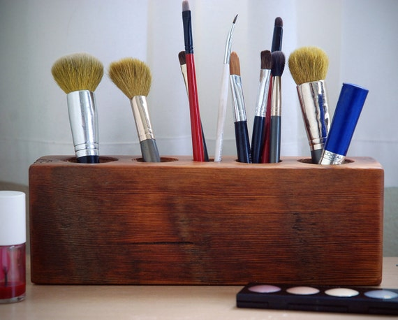 The Reclaimed Timber Desk Caddy  No.032 - L