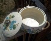 Vintage Metlox Poppytrail Lidded Caserole Dish By SimpyUpStanding