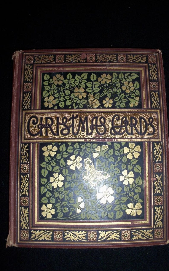 Victorian Scrapbook 1880's Canada Special First Offering