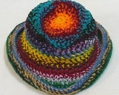 Crocheted Children Fedora By Spooner 1210