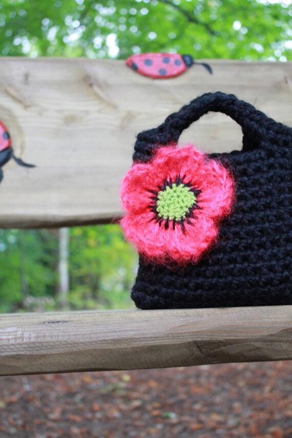 Little Girl Little Poppy Purse - Listing31
