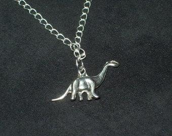 Gorgeous Geekery Apatosaurus Necklace - Dinosaur, Paleo, Science, Geology