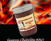 Guava Chipolte BBQ Sauce 8 oz
