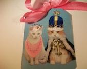 The Royal English Felines