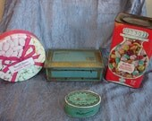 Reserved for Barbara: Brach's Tin Only