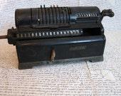 Vintage Marchant Register Device