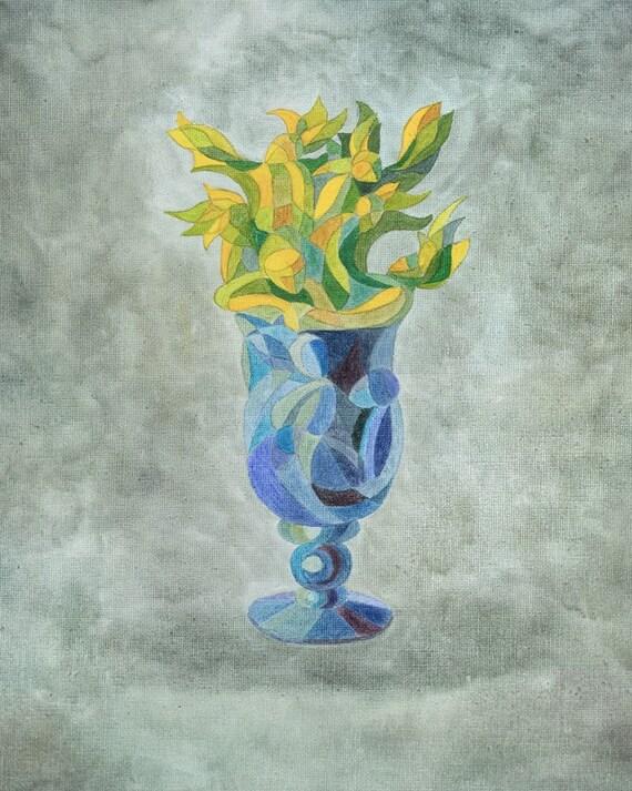 A Private Conversation (vase)