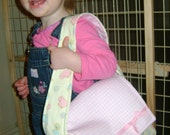 Dolly Diaper Bag -SEWING PATTERN pdf instant download