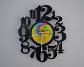 Vinyl Record Album Wall Clock (artist is Neil Diamond)
