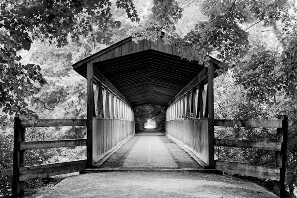 Bridge Photography Black And White Bridge Black And White