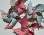 "8 ""Little Monster"" Medium Pinwheels"
