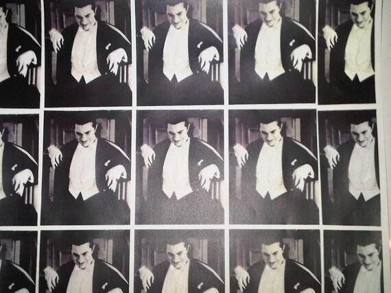 Bela Lugosi Wrapping Paper/Giftwrap