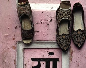 Rajastani Shoes