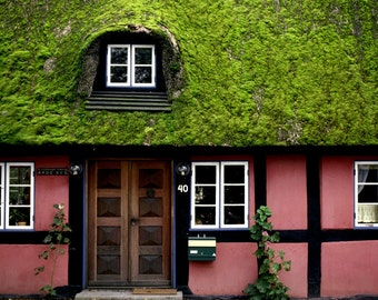 House near Lejre Denmark