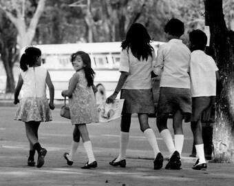 Kids on Reforma
