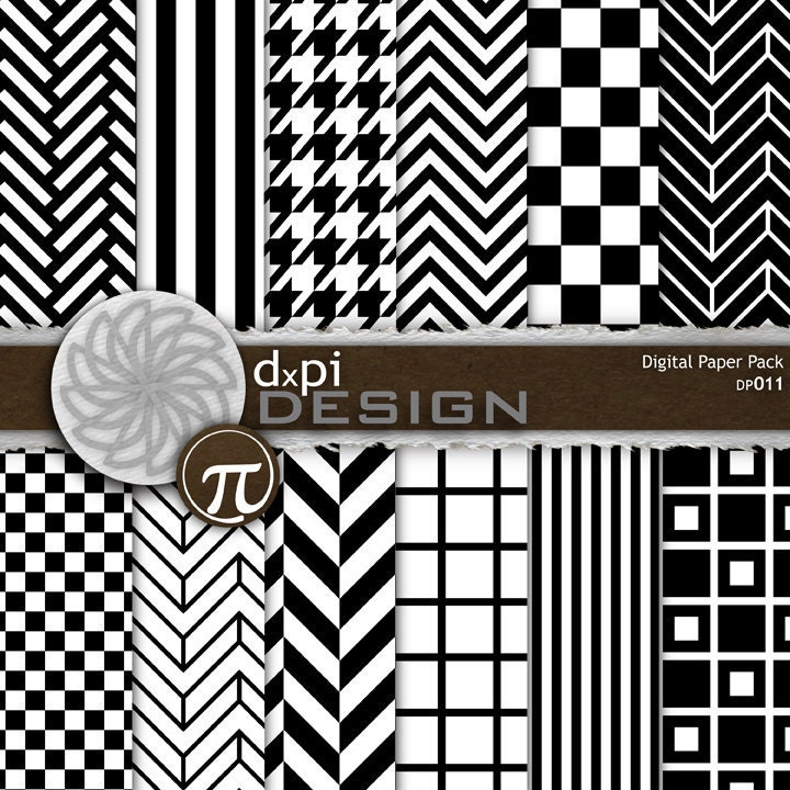 Black And White Design Background Black Amp White Digital Designs