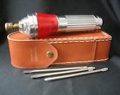Vintage flashlight screwdriver