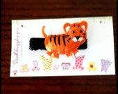 HOLIDAY SALE-tiger