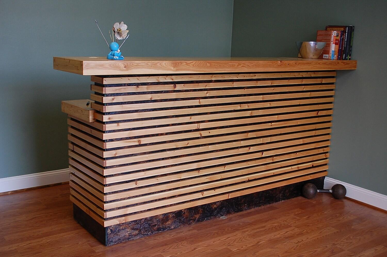 UrbanDrift Reception Desk by ModernDrift on Etsy
