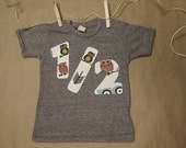 6 month 1/2 I'm half a year Tee or one-piece Great for Pictures Gifts etc Oragnic Blend Tee Birthday Shirt