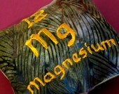 Magnesium Element Mini Pillow