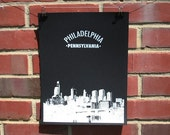 Philadelphia Screen Print