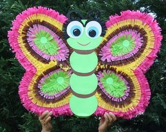 Butterfly Pinata- Large Butterfly Piñata - Mariposa
