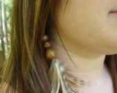 Short Feather Extension Clip
