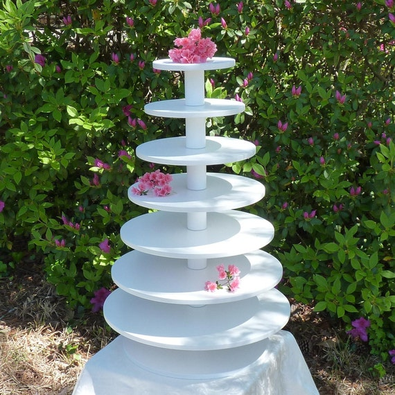 how big should a wedding cake stand be unavailable listing on etsy 15359