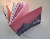 Pink Mountain 4X5 Notebook