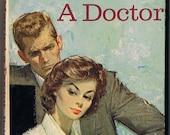 Vintage Nurse/Doctor Novel Pulp Fiction