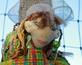 Penny Pincher Penelope-Quirky Doll Collection