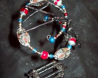 Dreamtime Spiral Bracelet