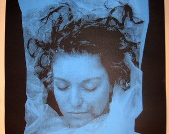 Twin Peaks: Laura Palmer Screenprinted Poster