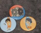 Portal Button Pack