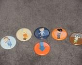 Avatar Eight Button Pack