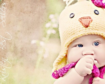 EASTER: Girl Chickadee (Toddler size)