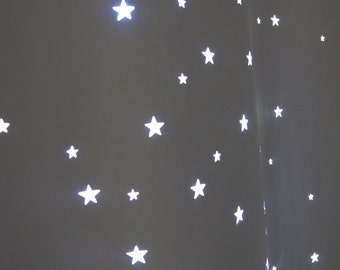 "Twinkle Curtain - LARGE, 54"" x 76"". Best Kids product of 2011-Apartment Therapy."
