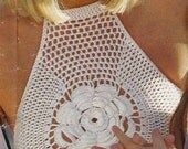 1970s Vintage KNIT/CROCHET PATTERN - 3 Boho Summer Tops, Halter & Camisole Sun Tops, Instant Download Pdf pattern from GrannyTakesATrip 0130